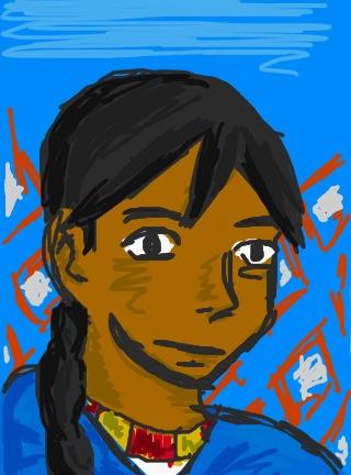 Suza's Portrait by Erikku8