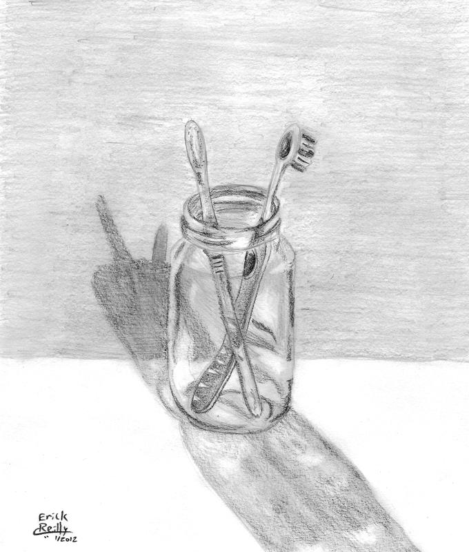 Toothbrushes by Erikku8