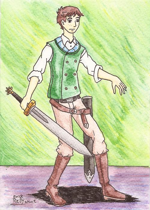 Green Valiance by Erikku8