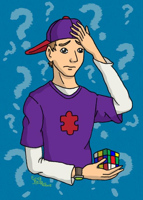 Puzzled by Erikku8