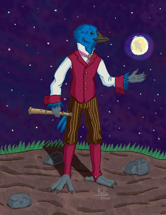 Ornithosapien by Erikku8
