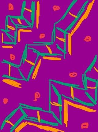 90s Zigzag by Erikku8