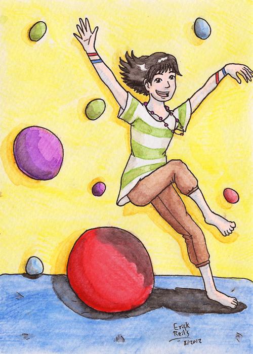 Bounce by Erikku8