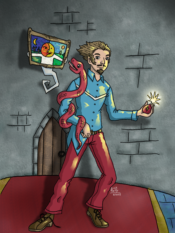 Duster from Mother 3 by Erikku8