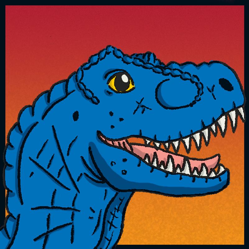 Rex Icon by Erikku8