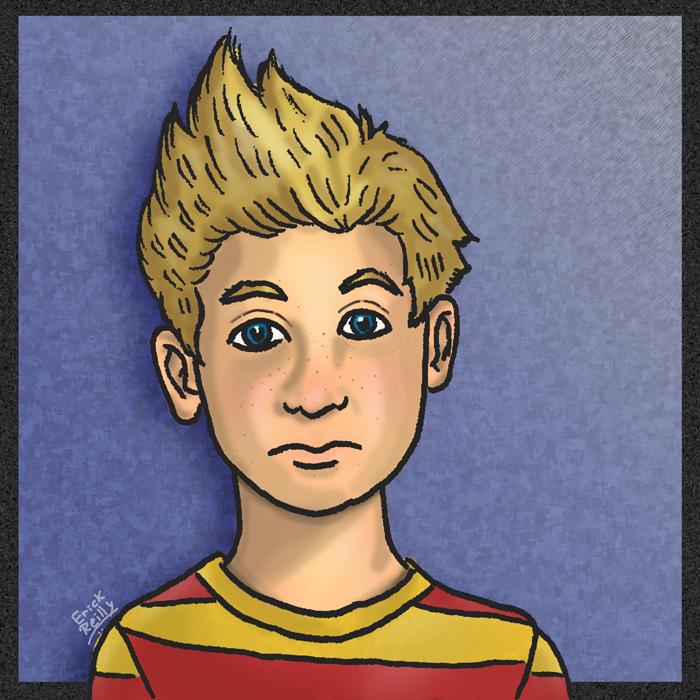 Realistic Lucas by Erikku8