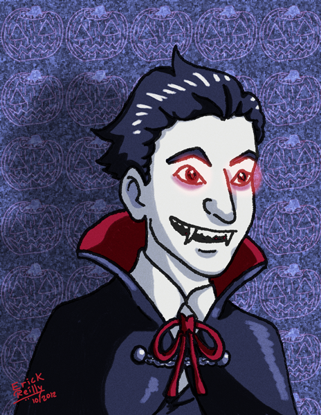 Dracula by Erikku8