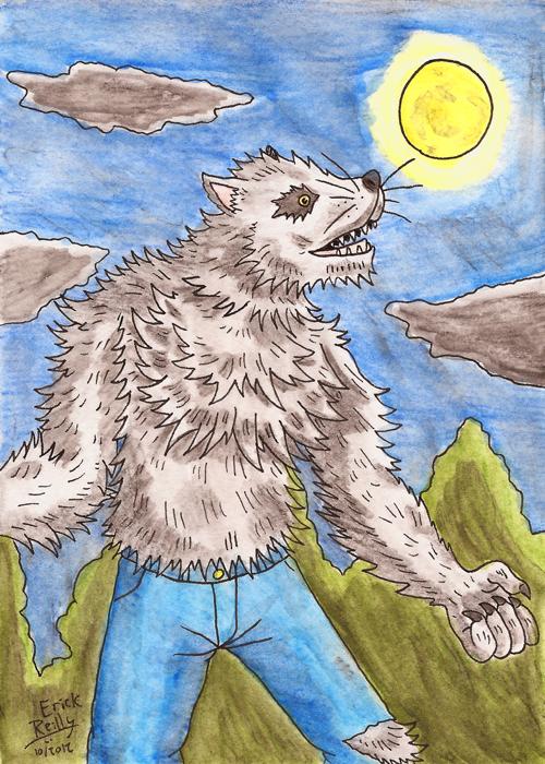 Werewolf by Erikku8