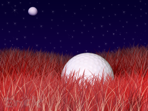 Golfball Project by Erikku8