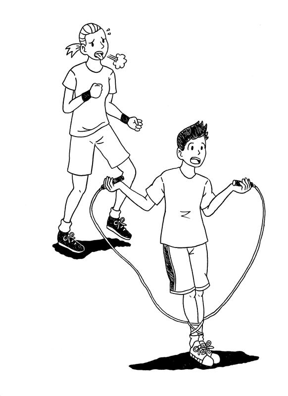 Workout Sample E8 by Erikku8
