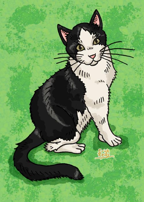 Kitty by Erikku8