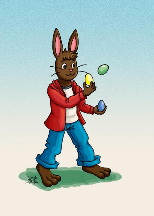 Bunny by Erikku8