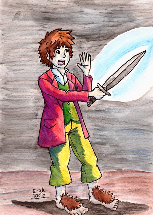 Bilbo Baggins by Erikku8