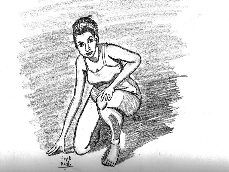 Senshi Sketch E8 by Erikku8