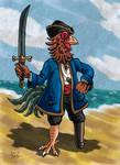 Chicken Pirate