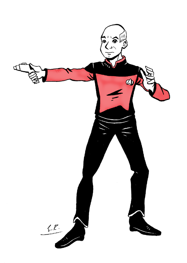 The Picard by Erikku8