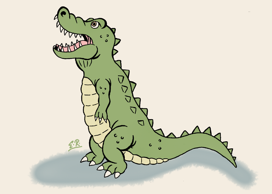 Gator by Erikku8