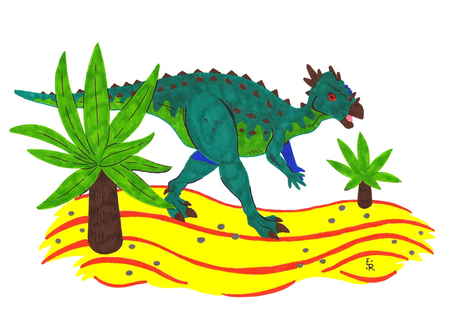 Dracorex by Erikku8