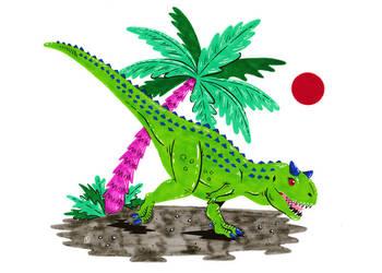 Carnotaurus 2019