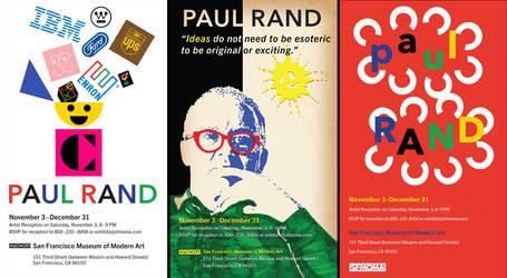 Rand Poster Trio