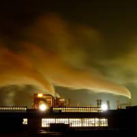 Fog Factory by Ice-Dark