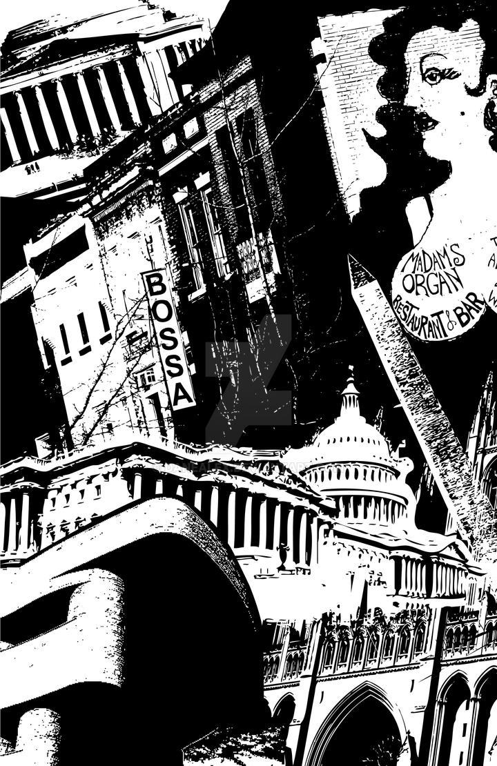 Constructivism: Washington, DC by DaneAlex