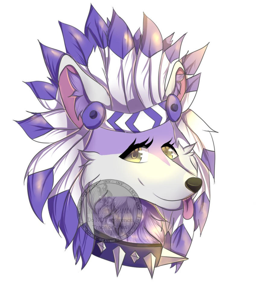 Commission for Snowballbunny35_AJ! ( On IG) by InvulnerableAJ