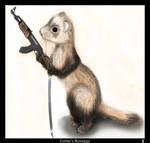Ferret's Revenge by Foxia