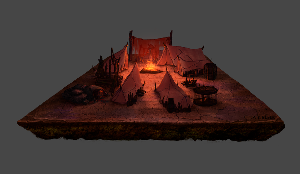 Tent Concept Art by LaineLeja ... & Tent Concept Art by LaineLeja on DeviantArt