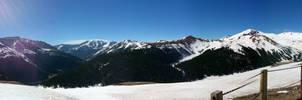 Panoramic Colorado, Independence Pass