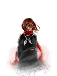 Ayano - Additional Memory by CeloTheImpossible