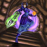 Mage world of warcraft by Beriaru