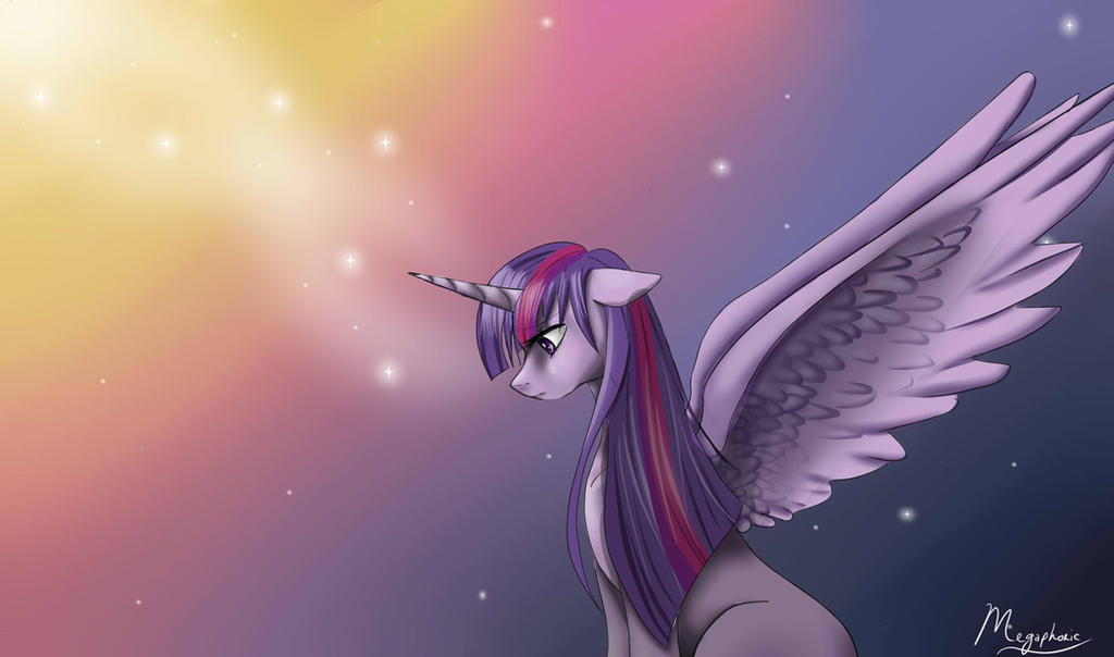 Twilicorn by AutumnsMonologue8
