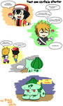 (Pokemon Short Comic) That One Certain Starter