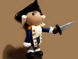 Mr. Chibi Commodore Norrington by Mrs-Lovetts-Meat-Pie