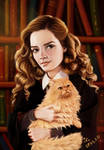 Hermione Granger by shineglow