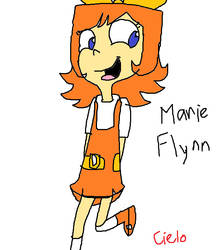 Marie Flynn again by cielojello