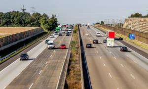 Natur in Grenzen (Autobahn)