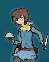 Battle Chef Brigade - Mina