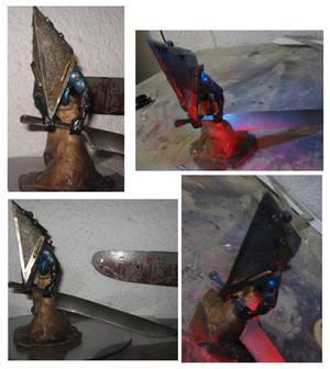 Pyramid Head CHIBI Sculpt ver1