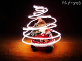 ... magic santa... by bogdanici