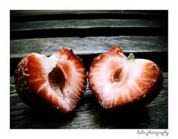 ... strawberry hearts... by bogdanici