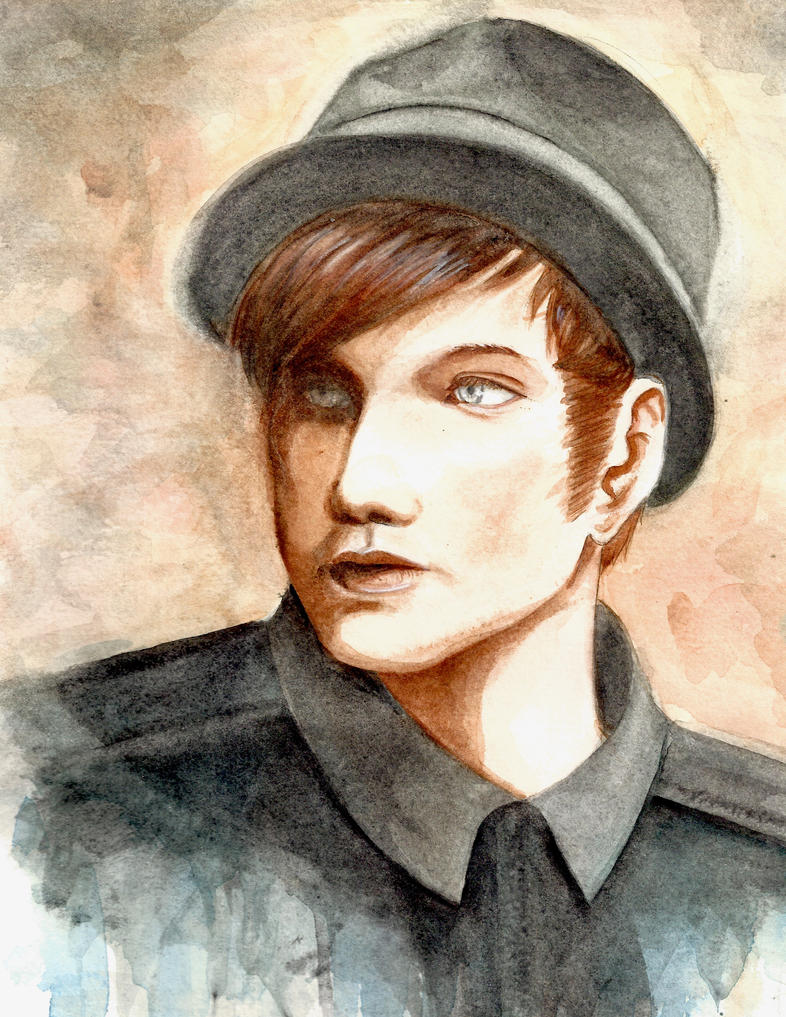 In Watercolor by SquirellArmyofOne