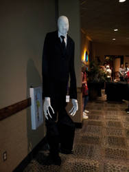 Colossalcon 2012- Slenderman by 22123