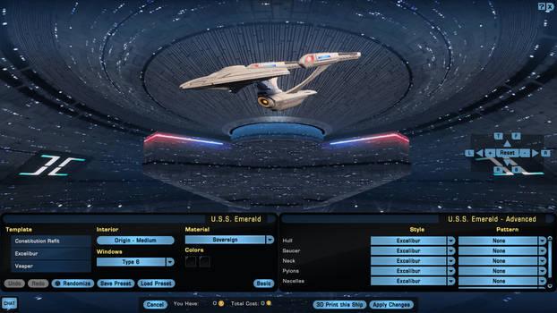USS Emerald