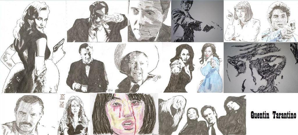 Tarantino Characters