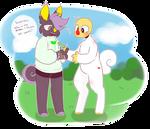 CHIMEREONS | Bug Friend