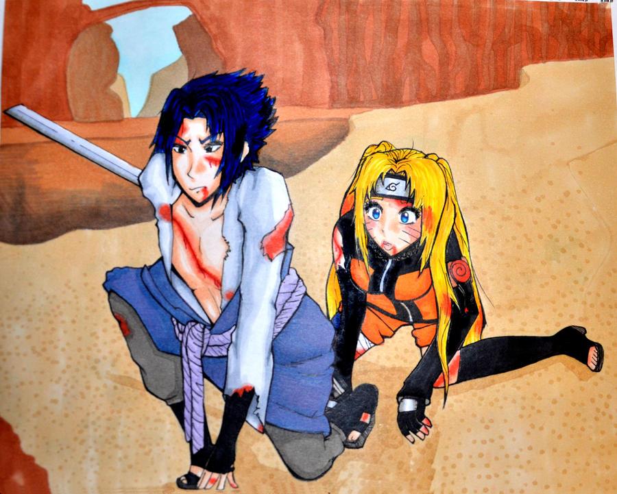 s-..sasuke...? 26. by MartaUzumaki