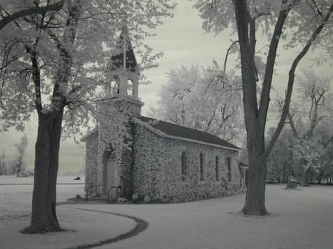 Old church in IR