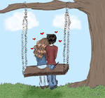 HHR Swing swing colored
